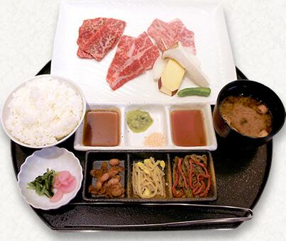 農家レストランだいきち 大津堅田店の焼肉ランチ