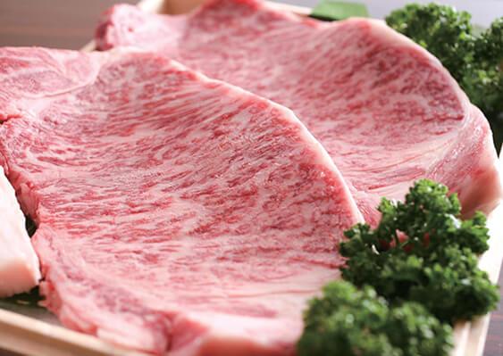 農家レストランだいきち 大津堅田店の近江牛肉懐石コース