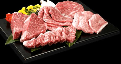 近江牛の美味しさを余すところ無く一頭分